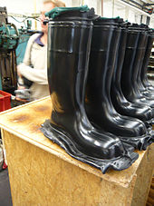 Vulcanized Rubber Boots (Wikipedia)