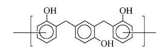 Novolac resin