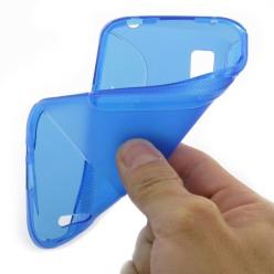 A TPU phone case.