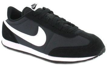 Nike shoe with EVA midsole